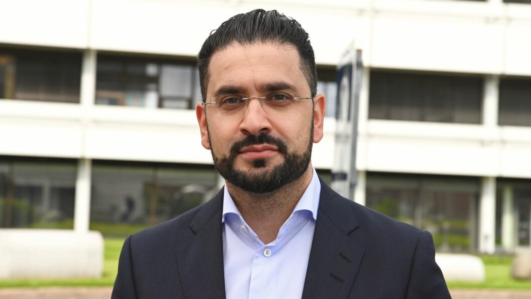 Yama Wolasmal, Dagsrevyen-anker og kommende Beirut-korrespondent for NRK.