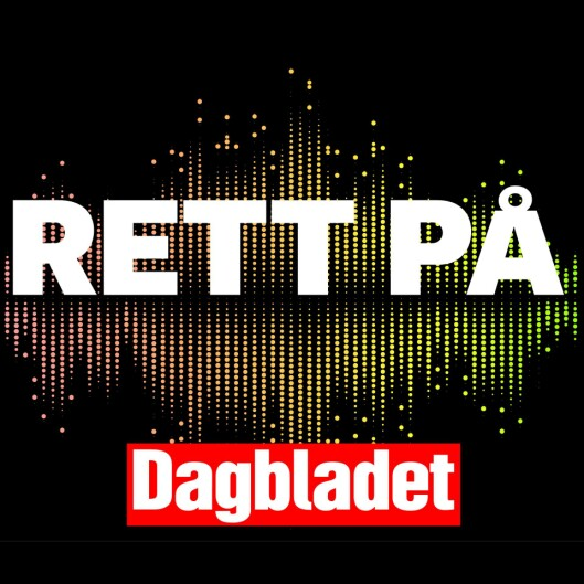 Dagbladets nye nyhetspodkast «Rett på».