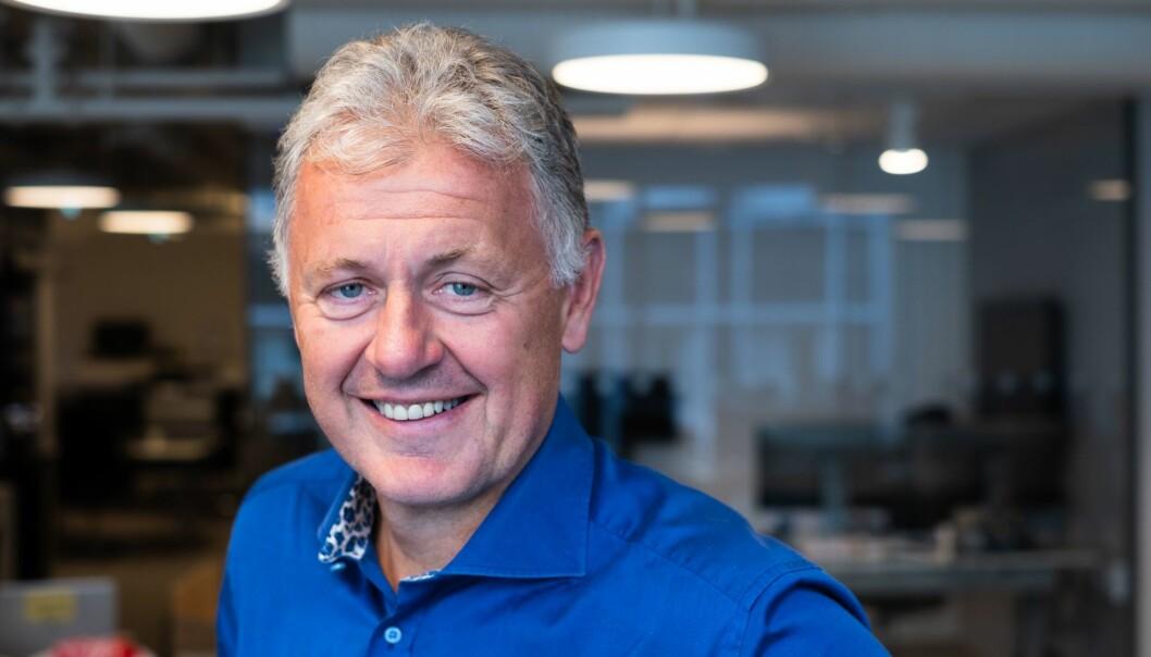 Ansvarlig redaktør Gunnar Stavrum i Nettavisen.