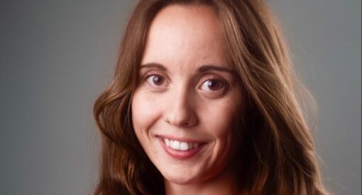 Julie (30) er Klassekampens nye sosiale medier-sjef