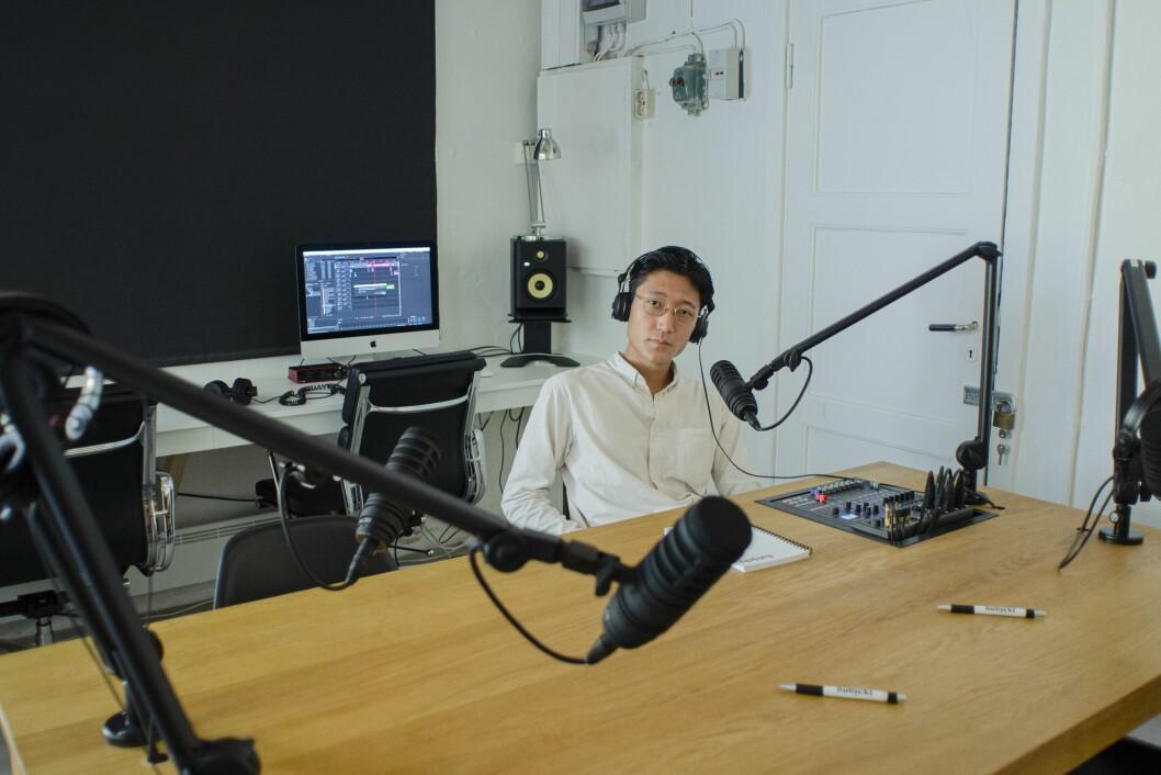 Danby Choii Subjekts podkast-studio.