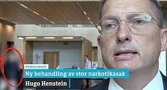 Anmelder NRK for manglende sladd av narkotiltalt: – Vi beklager
