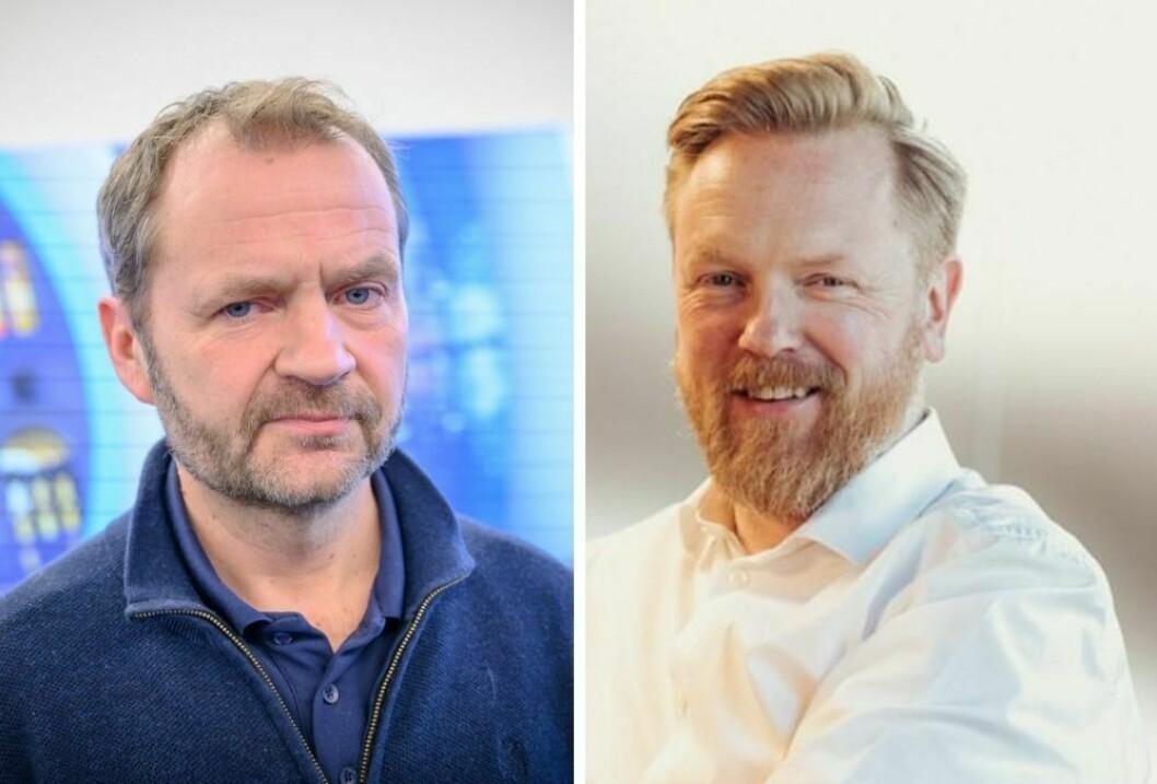 Programredaktør Knut Magnus Berge i NRK svarer på spørsmålene fra kommunikasjonsrådgiver Stian Lyberg.