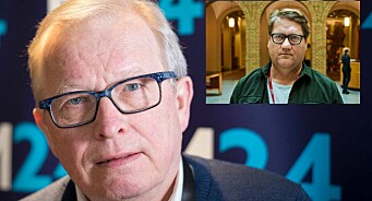 VGs politiske reporter Eirik Mosveen i Aftenposten? WTF?!?!