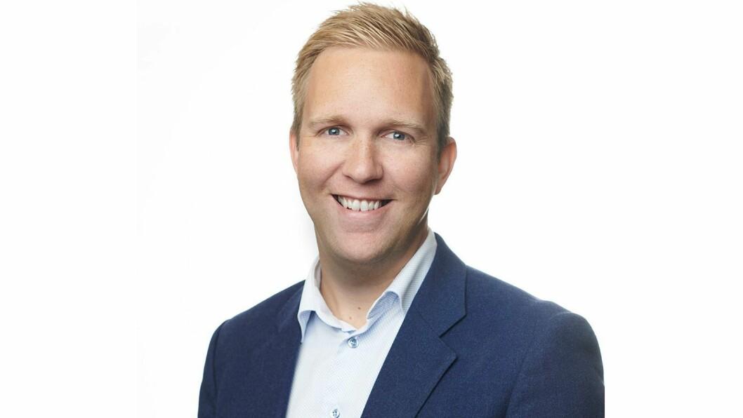 Torbjørn Aamodt blir ny leder i Distribution Innovation.