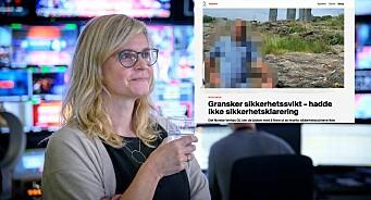 TV 2 om å identifisere den spionsiktede: – En sjelden avgjørelse for oss