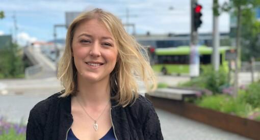 Mina Finstad Berg blir TV 2s nye sportskommentator