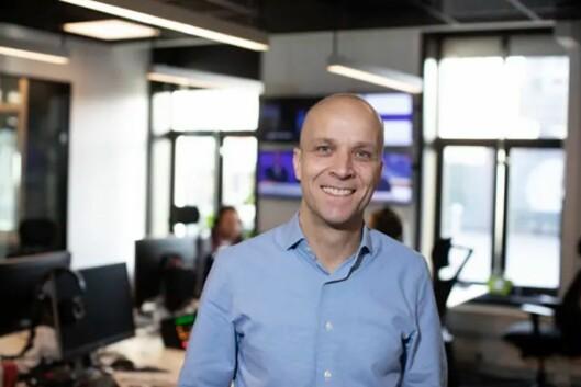 Kristoffer Vangen, program- og merkevaredirektør i Bauer Media.