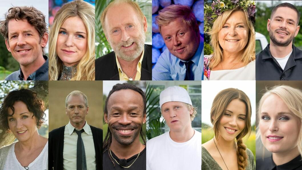 Årets sesong av serien «Hver gang vi møtes» blir en jubileumssesong der mange av dem som har tidligere har vært med i serien vender tilbake til programmet.