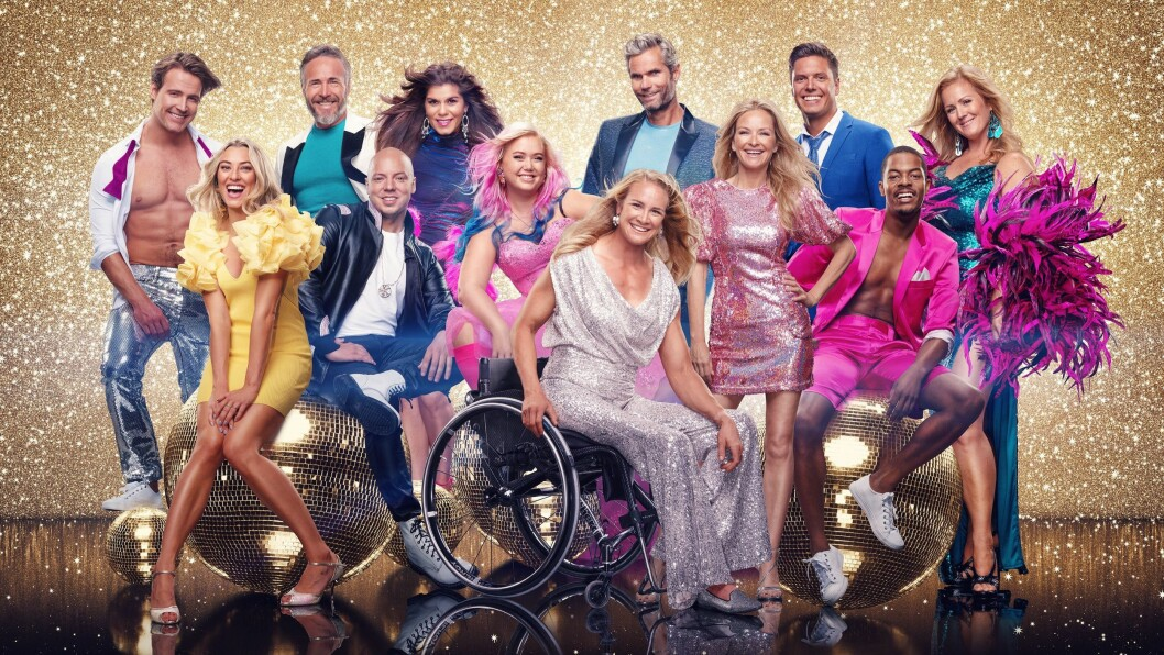 Skal vi danse - på TV 2 høsten 2020.