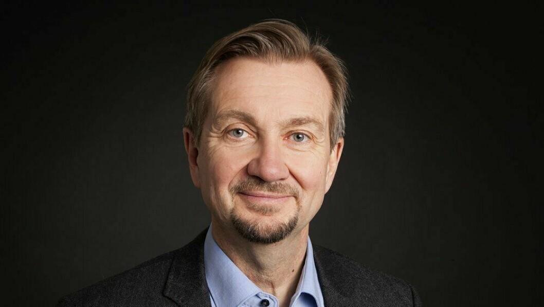 Trygve Aas Olsen, fagmedarbeider ved Institutt for Journalistikk.
