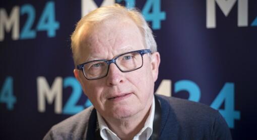 Norge bør ta lederrolle for pressefrihet