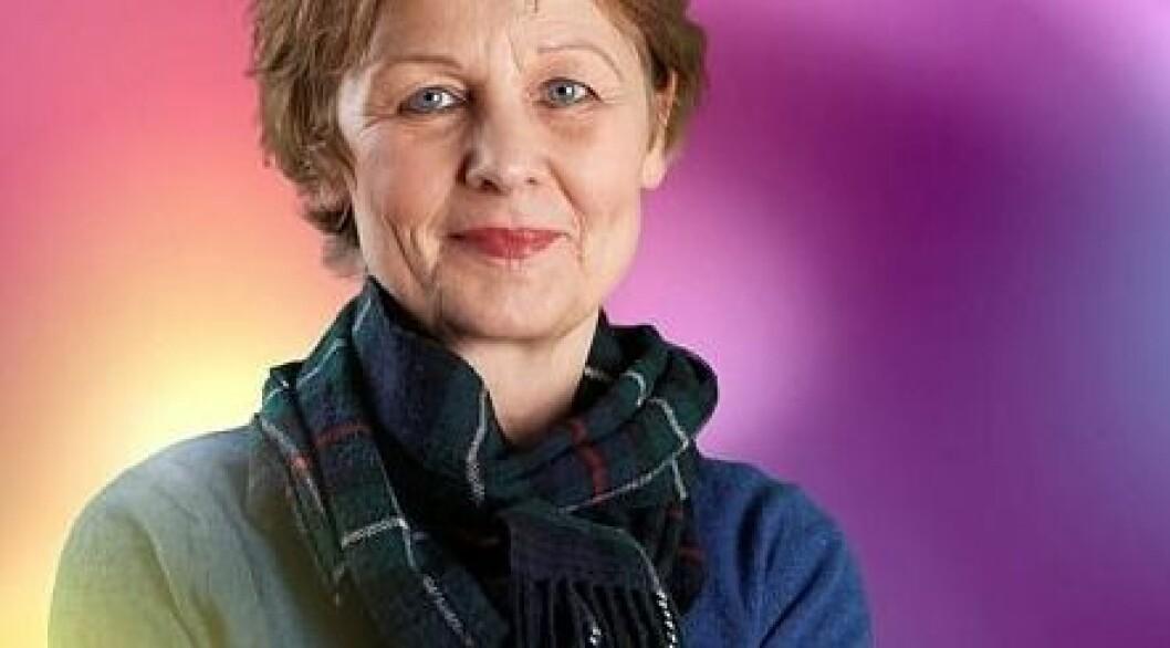 Annelita Meinich er programleder i Ut i kulturen.