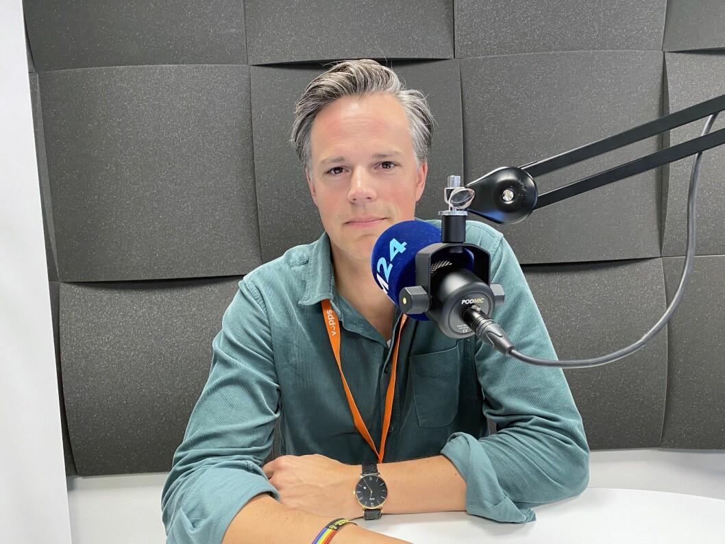 Even Westerveld er gjest i Pressepodden fra Medier24.