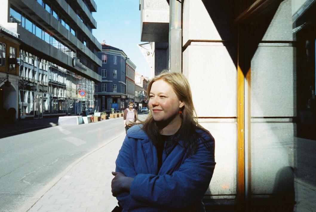 Runa Fjellanger har fått fast jobb som politisk reporter i VG.