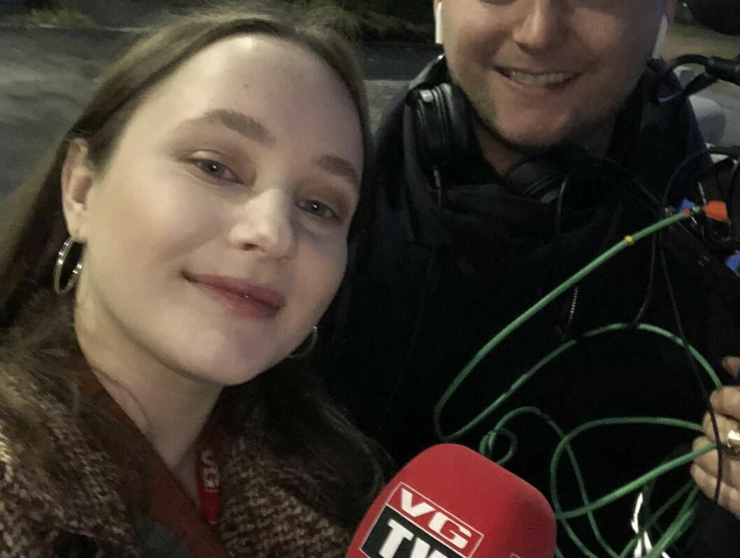 Yasmin Sfrintzeris har takket ja til fast jobb som journalist i VG.