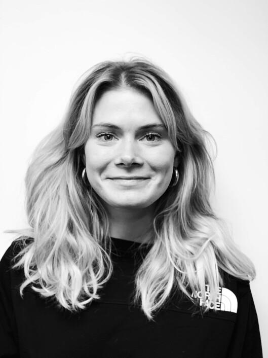 Karoline Skrøder, journaliststudent.