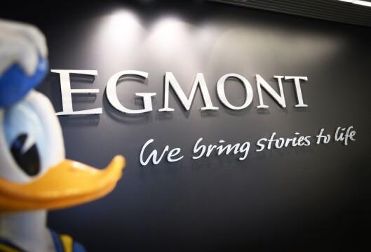 Egmonts lokaler i Nydalen i Oslo.