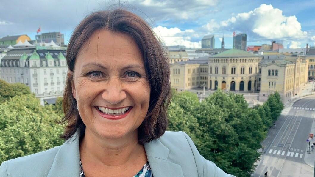 Ellen Ruth blir ny salgsdirektør i MeyerHaugen.