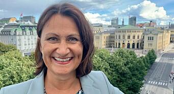 Ellen Ruth er ansatt som salgsdirektør i MeyerHaugen