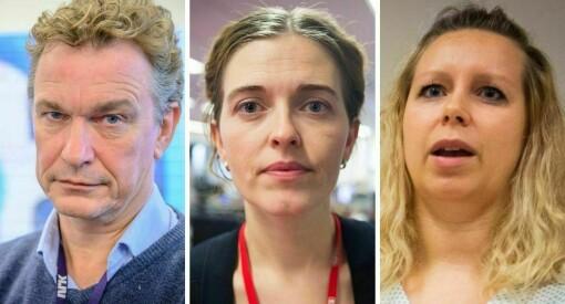 Derfor valgte NRK, VG og Nettavisen å skrive om Giske-varselet