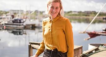 Malene (32) har fått fast jobb i iFinnmark