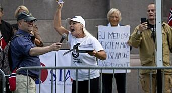 SIAN brente ikke koranen på demonstrasjonen i Oslo i helgen