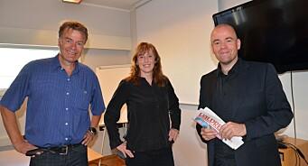 Hilde (45) forlater Nationen - blir redaktør og daglig leder i Valdres