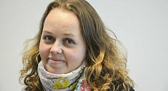 Hun omtaler seg som «politisk nerd». Nå blir Trine-Merethe (38) Halden Arbeiderblads nye journalist