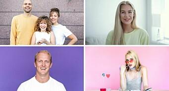 VGTV henter flere kjente profiler til nye podkaster: – Vi «gønner» på