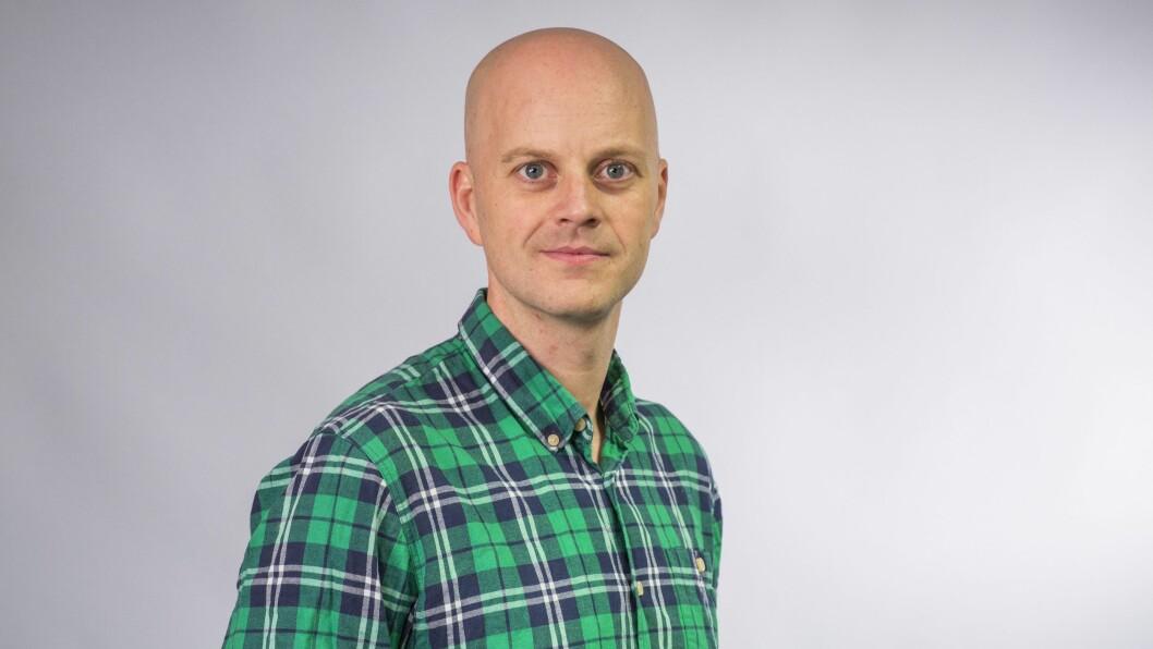 Martin Larsen Hirth blir ny journalist i Energi og klima.