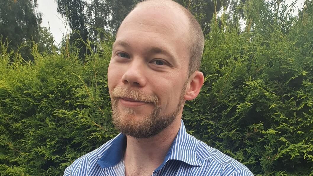 Joakim Teveldal, ny journalist i Gjengangeren