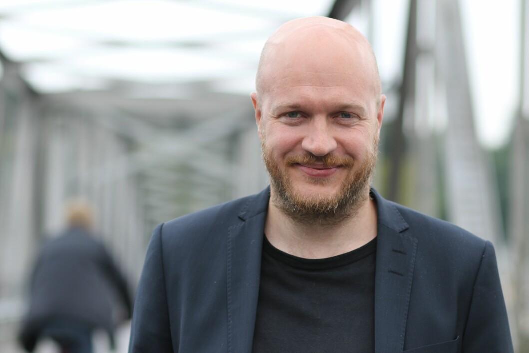 Bjørn Inge Salberg Rødfoss er ansatt som adminisrerende direktør og ansvarlig redaktør i Eidsvoll Ullensaker Blad.