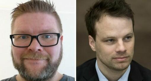Helgheim skal få meina kva han vil om kven som arbeider i TV 2 og OsloMet - når han er ute av Stortinget