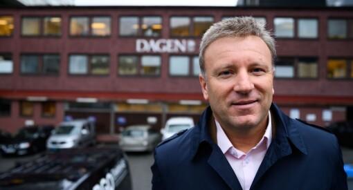 Dagen anmelder Visjon Norge-vakt etter at journalist hevder han ble truet