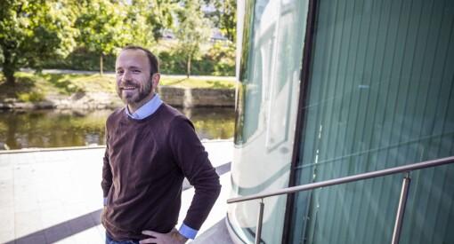 Dagens Næringsliv rekrutterer fra Bloomberg Norge: Ansetter Mikael Holter (40) som finansjournalist