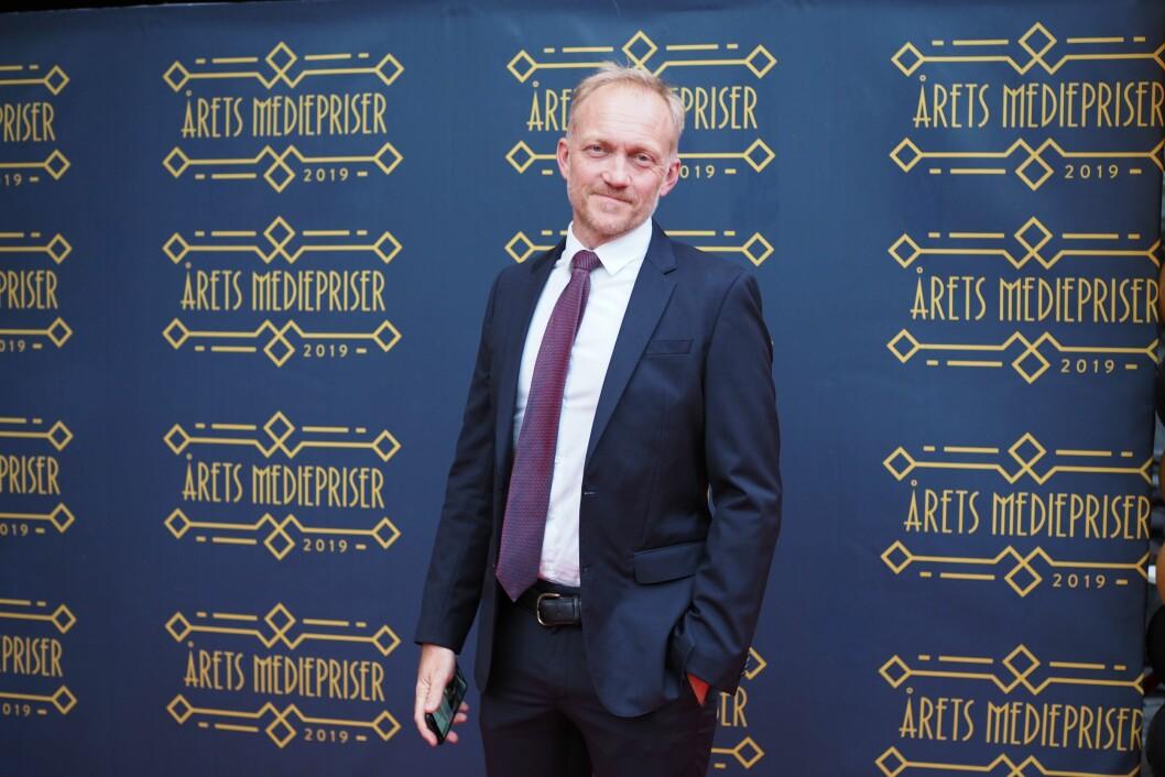 Kjetil Kolsrud er årets fagpresseredaktør.