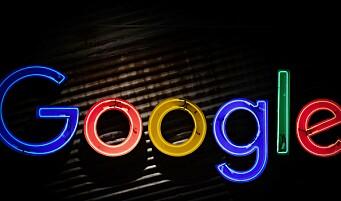 Google stanser alle politiske reklamer etter kongressbeleiringen
