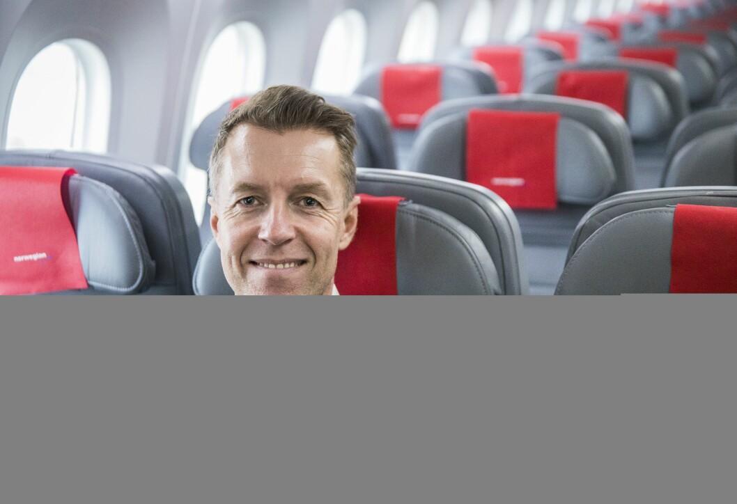 Lasse Sandaker-Nielsen skifter ut Norwegian med First House.