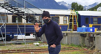 Sikkerhetsvakt slettet TV 2s bilder fra Tom Cruise-settet: – Uakseptabelt