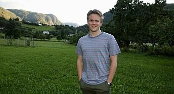 Nyutdannede Kyrre (21) har fått fast journalistjobb i Porten.no