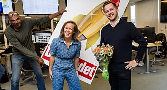 Nicolai Eriksen (30) ny avdelingsleder for Børsen i Dagbladet