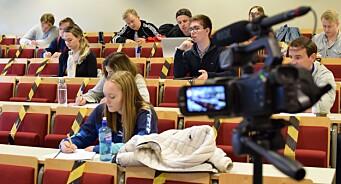 Nå er et nytt journalistkull endelig på plass i Bodø: – Ser veldig bra ut