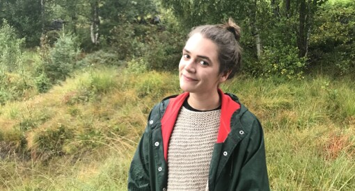 Ingrid Hjellbakk Kvamstø (25) blir ny journalist i Sunnmøringen: – Vil skape engasjement