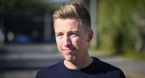 Lars Joakim Skarvøy innrømmer at han tabbet seg ut: – Håper det gjør meg til en bedre journalist