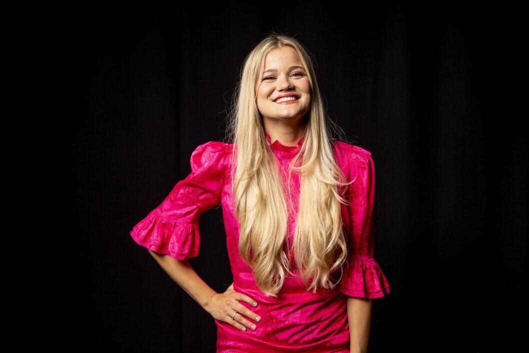 Artist Sandra Lyng deltar i årets utgave av Stjernekamp på NRK.