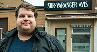 Gir seg som redaktør i Sør-Varanger Avis: – Best at det kommer inn nye krefter