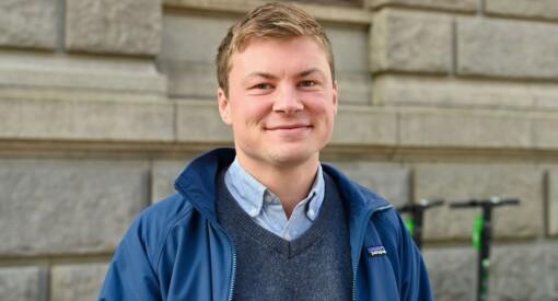 Amedia-topp Jostein Larsen Østring trekkes frem som «stjerneskudd» i global kåring: – Veldig hyggelig