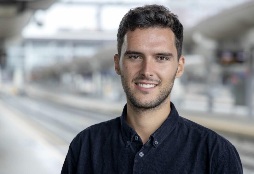 Arilas Berg Ould-Saada blir likevel ikke TV 2s nye fotballkorrespondent.