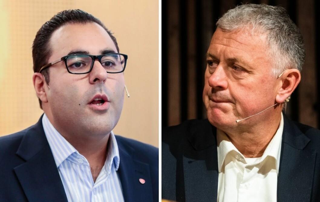 Arbeiderpartiets stortingsrepresentant Masud Gharakhani er ikke fornøyd med hvordan er fremstilt i en Nettavisen-artikkel. Sjefredaktør Gunnar Stavrum mener derimot at avisen har sitt på det tørre.